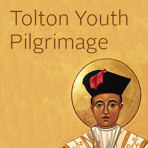 Augustus Tolton youth pilgrimage icon